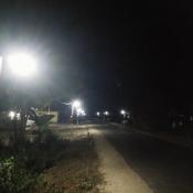 harga lampu jalan