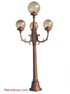 Lampu Hias Taman GC 228 A2-3