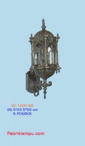 Lampu HIas Dinding GC 1000 C/M