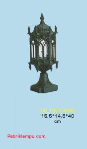 Lampu HIas Taman Model Lantai GC 1000 S2/S