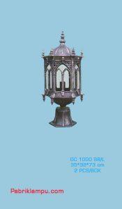 Lampu Hias Taman Model Lantai GC 1000 S8/L