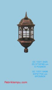 Lampu Hias Taman Model Lantai GC 1001 S4/S