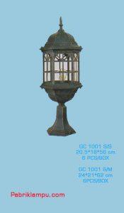 Lampu Hias Taman Model Lantai GC 1001 S/S