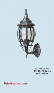 Lampu Hias Dinding Tempel GC 1003 A/S
