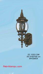 Lampu Hias dinding tempel GC 1003 C/M