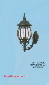 Lampu Hias Dinding Tempel GC 1003 G/S