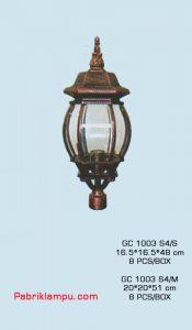 Lampu Hias Taman Model Lantai GC 1003 S4/S