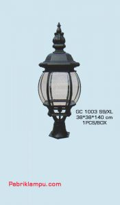 Lampu Hias Taman Model Lantai GC 1003 S9/XL