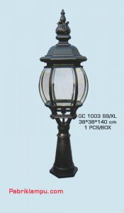 Lampu Hias Pilar Rumah GC 1003 S9/XLB
