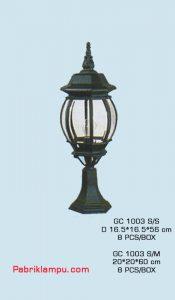 Lampu Pilar murah surabaya GC 1003 S/S