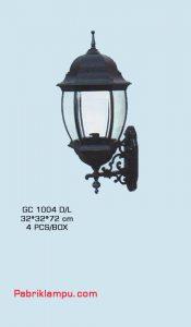 Lampu Hias Dinding Model Tempel GC 1004 D/L