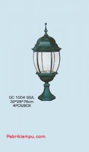 Lampu Pilar Rumah halaman GC 1004 SS/L
