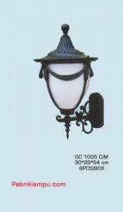 jual Lampu Hias Dinding Model Tempel GC 1005 C/M murah di surabaya