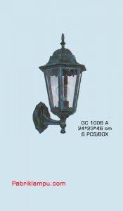 Lampu Hias Dinding Model Tempel GC 1006 A