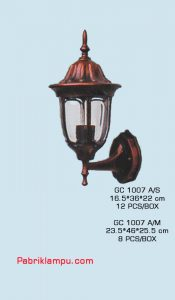 Lampu Hias Dinding Model Tempel GC 1007 A/S