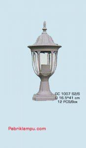 Lampu Hias Taman Model Lantai GC 1007 S2/S