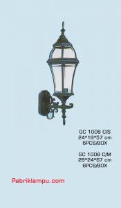 Jua Lampu Hias Dinding MOdel Tempel GC 1008 C/S