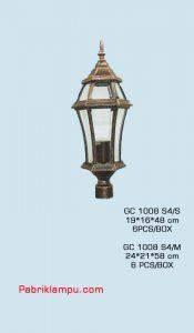 Lampu Hias Taman Model Lantai GC 1008 S4/S murah di surabaya