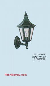 Lampu Hias Dinding Model Tempel GC 1010 A