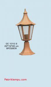 Lampu HIas Taman Model Lantai GC 1010 S, lampu hias taman pabriklampu.com, lampu hias murah di surabaya, pabriklampu.com lampu hias taman