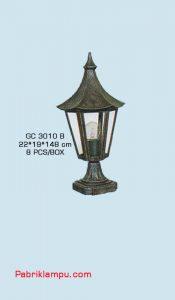 Lampu Hias Taman Model Lantai Murah GC 1010 S2