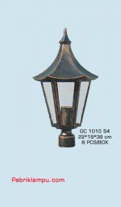 Lampu Hias Taman Tanpa Tiang GC 1010 S4
