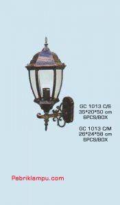 Lampy Hias Dinding Model Tempel GC 1013 C/S