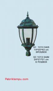 Lampu Taman Hias GC 1013 S4/S