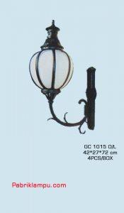 Jual Lampu Dinding Tempel GC 1015 O/L