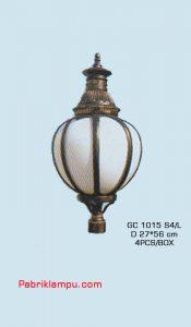 Jual lampu taman hias murah GC 1015 S4/L