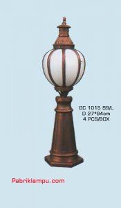 Lampu taman hias model lantai GC 1015 S9/L
