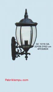 Lampu dinding tempel murah GC 1016 D/L