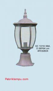 Jual lampu taman hias GC 1016 S8/L