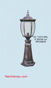 Harga lampu taman hias GC 1016 S9/L