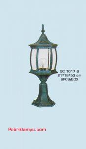 Lampu hias taman model lantai GC 1017 S