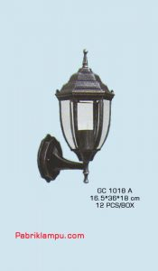 Jual lampu dinding hias model tempel GC 1018 A