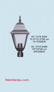 Lampu Hias Taman Model Tanpa tiang GC 1019 S4/S