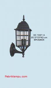 Lampu dinding hias murah GC 1021 A