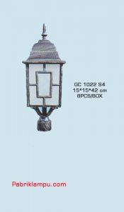 Lampu hias taman tanpa tiang GC 1022 S4