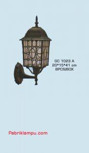 Lampu Hias Dinding Model Tempel GC 1023 A