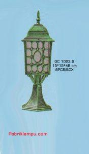 Lampu Hias Taman Model LAntai GC 1023 S