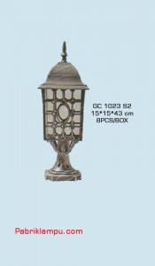 Lampu Hias Taman Model Lantai GC 1023 S2