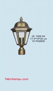 Lampu Hias Taman Model Lantai GC 1028 S4