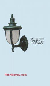Jual lampu dinding hias murah GC 1031 A/S
