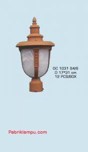 Jual Lampu Taman Hias Model Tanpa Tiang GC 1031 S4/S