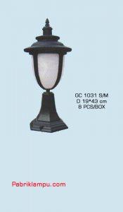 Jual lampu Hias Taman Model Lantai GC 1031 S/M