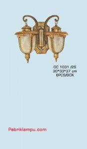 Jual Lampu Hias Dinding Model Tempel GC 1031 /2S