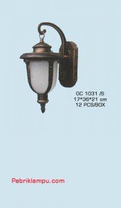 Lampu dinding tempel murah surabaya GC 1031 /S