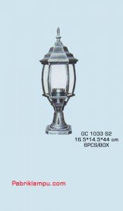 Jual lampu hias taman model lantai GC 1033 S2