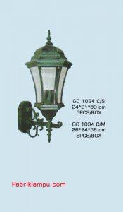 Harga Lampu Dinding Model Tempel GC 1034 C/S